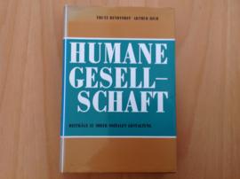 Humane Gesellschaft - T. Rendtorff / A. Rich