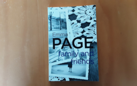 Family and friends - E. Page