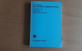 On Universal Hermeneutics - L.D. Derksen