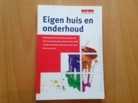 Eigen huis en onderhoud - E. Schaafsma / F. Nieuwboer