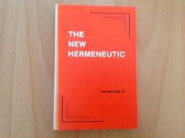 The New Hermeneutic - C. van Til