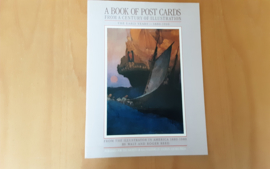 A book of post cards from a century of illustration - W.A. Reed