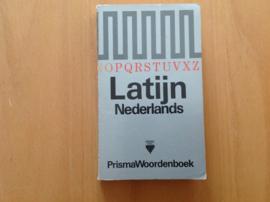 Prisma woordenboek Latijn-Nederlands - H.H. Mallinckrodt