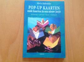 Pop-up kaarten - M. Rademaker