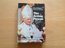 The Acting Person - K. Wojtyla / Pope John Paul II