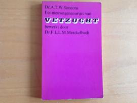 Een nieuwe geneeswijze van vetzucht - A.T.W. Simeons