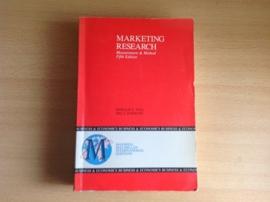 Marketing research - D.S. Tull / D.I. Hawkins