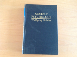 Gestalt psychology - W. Köhler