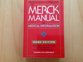 The Merck manual of medical information - R. Berkhof / M.H. Beers / R.M. Bogin /  A.j. Fletcher