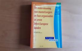 De ondersteuning van mantelzorgers en hun organisaties in zeven West-Europese landen - F. Tjadens / M. Pijl