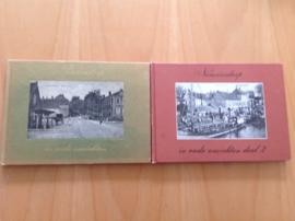 Numansdorp in oude ansichten, deel 1 en 2 - A.J. Stehouwer / A.C. Bos / R. v. d. Waal