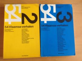 Pakket a 2x 54 Vlaamse verhalen - M. Gijsen / K. Jonckheere