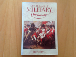 A dictionary of military quotations - T. Royle