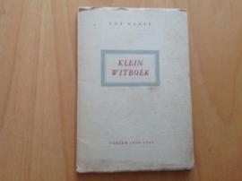Klein witboek - T. Naeff