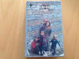 The scheduled Castes - K.S. Singh