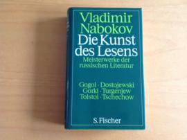 Die Kunst des Lesens - V. Nabokov