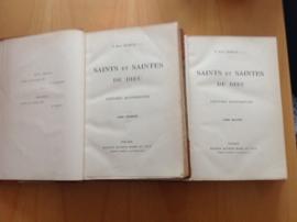 Saints et saintes de dieu, deel 1 en 2 - P.R. Moreau