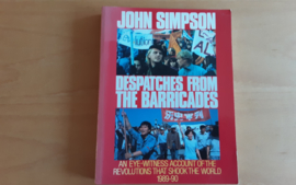 Dispatches from the barricades - J. Simpson