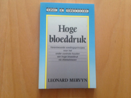 Hoge bloeddruk - L. Mervyn