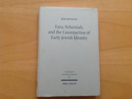 Ezra, Nehemiah, and the Construction of Early Jewish Identity - B. Becking