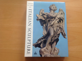 1200 Years of Italian sculpture - R. Bossaglia / E. Carli / F. Russoli / V. Martinelli / C. Pirovani