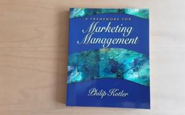 A Framework for Marketing Management - P. Kotler