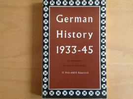 German History 1933-45 - H. Mau / H. Krausnick