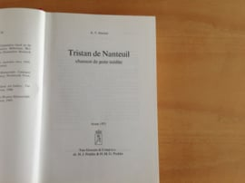 Tristande Nanteuil - K.V. Sinclair