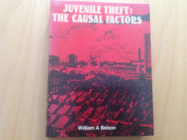 The Juvenile Theft: the causal factors - W.A. Belson