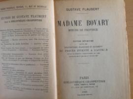 Madame Bovery. Moers de Provence - G. Flaubert