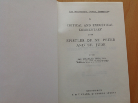 A critical and exegetical commentary on the Epistles of St. Peter and St. June - C. Bigg