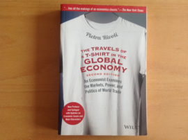 The travels of a t-shirt in the global economy - P. Rivoli