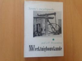 Inleiding tot de werktuigbouwkunde - F. Westendorp