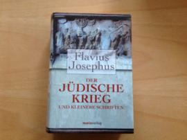 Der Jüdische Krieg und kleinere Schriften - F. Josephus