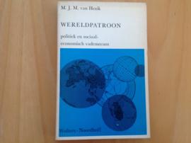 Wereldpatroon - M.J.M. van hezik