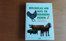Beeldatlas van huis- en boerderijdieren - J. Hintnaus