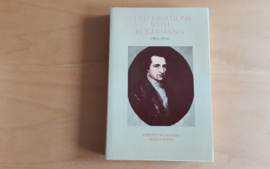 Conversations with Eckermann (1823-1832) - J.W. von Goethe