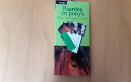 Paarden en pony's. Rassen - eigenschappen - karakter