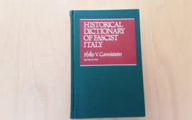 Historical Dictionary of Fascist Italy - P.V. Cannistraro