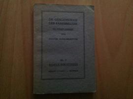 De geschiedenis der kamermuziek - W. Hutschenruyter