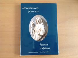 Gebeeldhouwde portretten = Portrait sculptures - F. Scholten