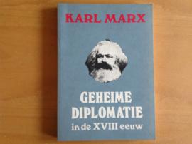 Geheime diplomatie in de achttiende eeuw - K. Marx