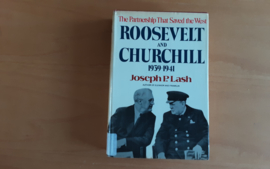 Roosevelt and Churchill 1939-1941 - J.P. Lash