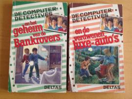 Set a 2x De computerdetectives - W. Meier