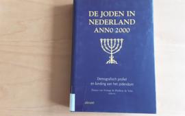 De Joden in Nederland anno 2000 - H. van Solinge / M. de Vries