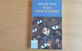 Ik zal voor je zingen - G. Gort