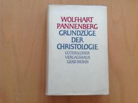 Grundzüge der Christologie - W. Pannenberg