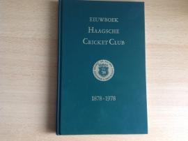 Eeuwboek Haagsche Cricket Club 1878-1978