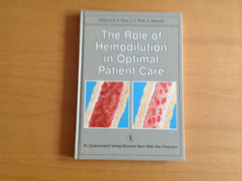 The Role of Hemodilution in Optimal Patient Care - R.F. Tuma / J.V.  White / K. Messmer