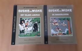 Set a 2x De Gouden Collectie Suske en Wiske - W. Vandersteen